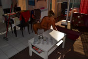 Nackte Hausarbeit 4