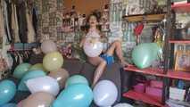Mishel Full Custom 100 Balloons - Part 5 (Non Popping) 10