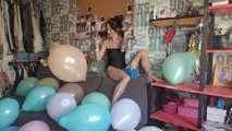 Mishel Full Custom 100 Balloons - Part 5 (Non Popping) 5