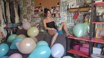 Mishel Full Custom 100 Balloons - Part 5 (Non Popping) 7