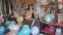 Mishel Full Custom 100 Balloons - Part 5 (Non Popping) 8