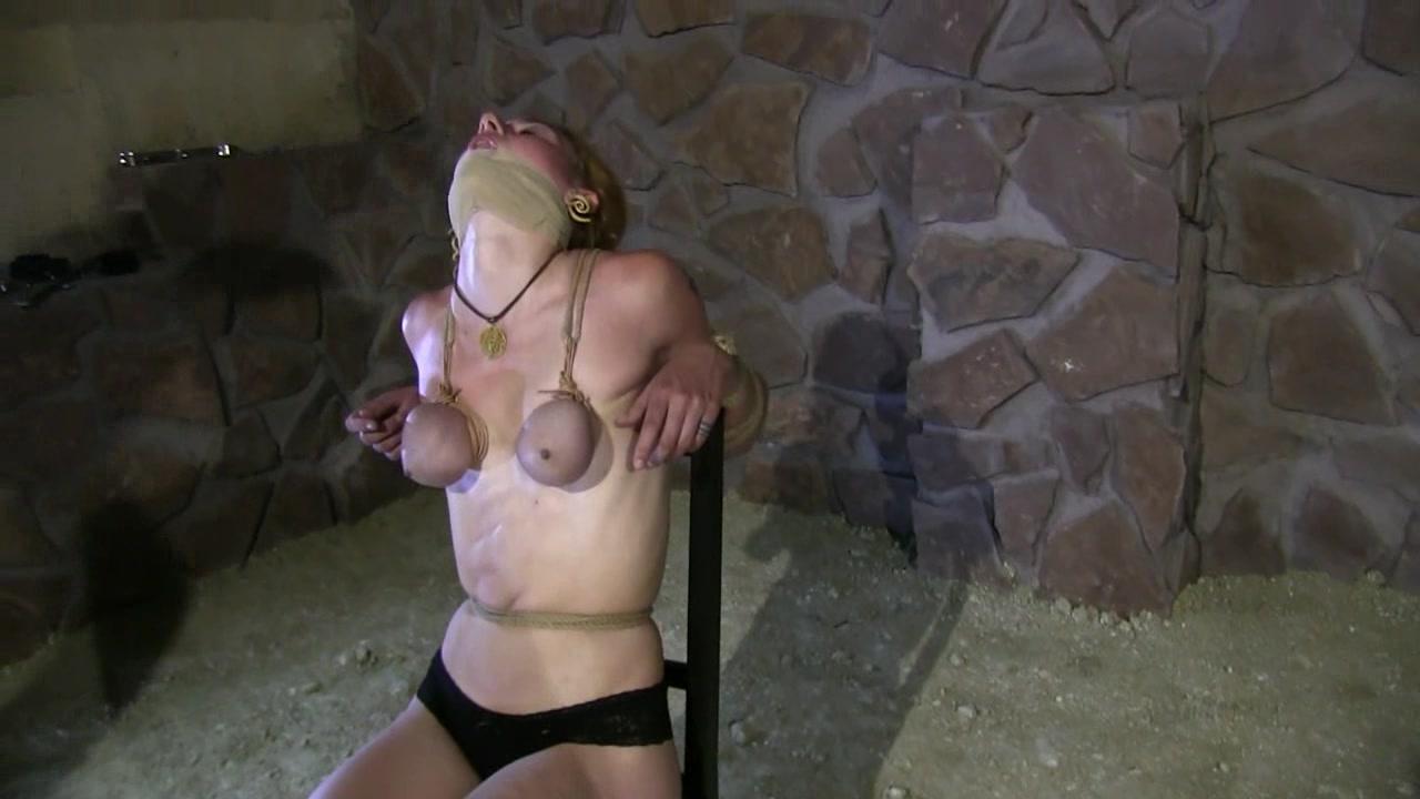 Pics breast bondage 15 Real