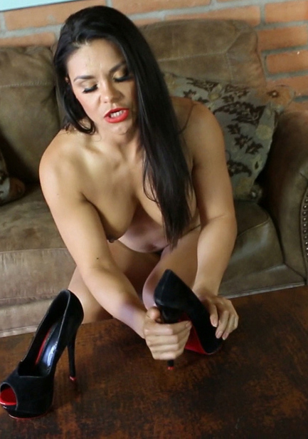 Vivian - Kinky Latina Amateur