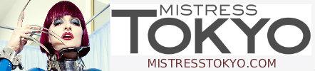 Mistress Tokyo Professional Site