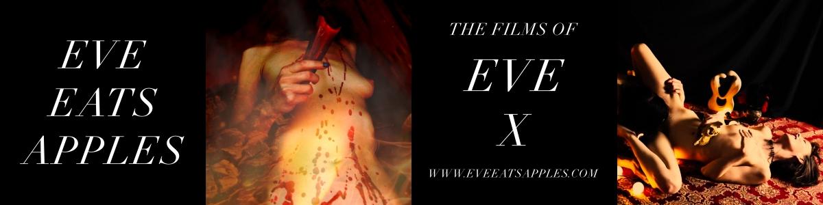 EVE EATS APPLES