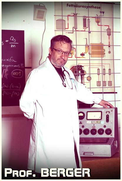 Professor Berger